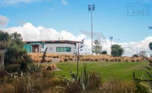 ASB Football Park, Christchurch